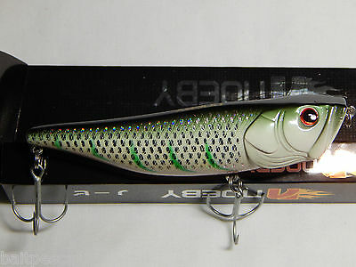 Popper Noeby, Señuelo Superficie, Pesca Bass, Lucio, Casting, Spinning  Frb4590
