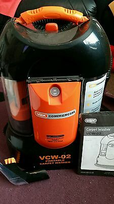VAX Portable Carpet Washer VCW-02 Commercial Spot Cleaner