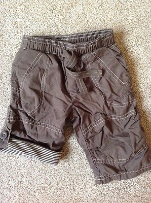 Boys Next Lined trousers Size 3-6 months