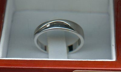 Hot Diamond Silver Boxed Ring Size S