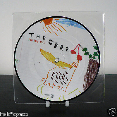 """The Cure - Taking Off / Why Can't I Be Me - 7"""" Picture Disc Vinyl 602498646014"""