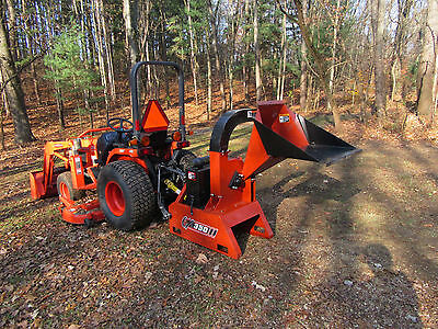 Pequea CX350 Wood Brush Chipper Less Than 20 Hrs Use Retail $3460 Maintained EUC