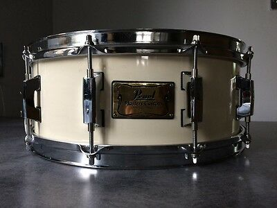 Pearl Masters Custom maple shell snare drum