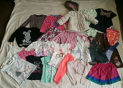 Huge Bundle of Girls Clothes - Aged 4-5 Years - Over 20+ Items