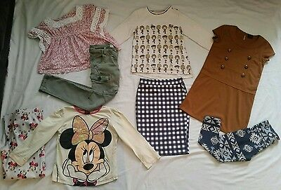Bundle Of Girls Clothes - Aged 9 - Mostly Next