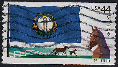 4293 42c Flag of our Nation #S11111111 used pnc
