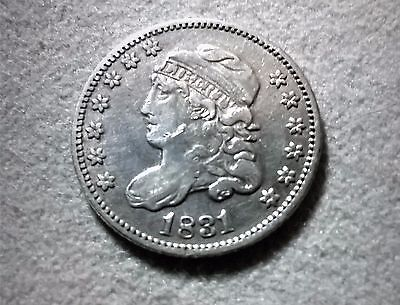 1831 Capped Bust Half Dime <> XF Details