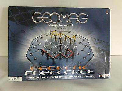 (Ref213) Geomag 'Magnetic Challenge' Strategy Game