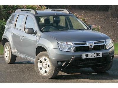 2013 Dacia Duster 1.5 Dci 110 Ambiance 5Dr Diesel Estate