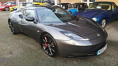"Lotus Evora 3.5  ""345bhp"" Sports Racer S 2+2 Supercharged IPS"