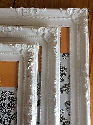Picture Photo Frames Ornate Shabby Chic, Vintage, Antique, French Style Wedding