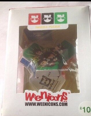Weenicons  Twizzle  Puzzle  -  New  In  Box