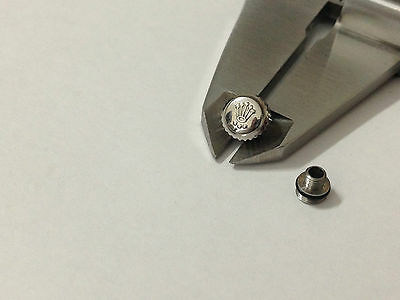 Rolex Stainless Steel Crown Key,7Mm,.( R-2 )