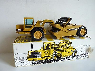 Caterpillar 615 Scraper Elevateur - West Germany- Nzg 260 - 1/50 - Ttbe Nm -Ovp