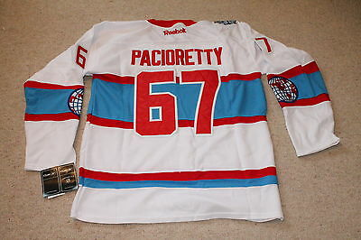 NHL Montreal Canadiens 2016 PACIORETTY 67# Winter ICE HOCKEY JERSEY 52 LARGE NEW