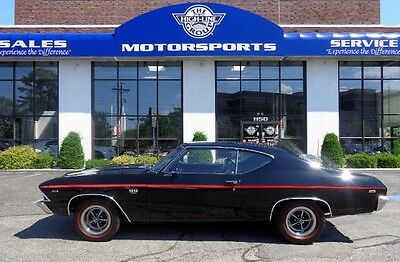 1969 Chevrolet Chevelle Super Sport 1968 Chevrolet Chevelle Super Sport 396 Big Block matching numbers