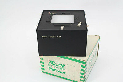 DURST FEMOBOX 450N DIFFIUSION BOX for L1200 LABORATOR ENLARGER *NEW IN BOX*