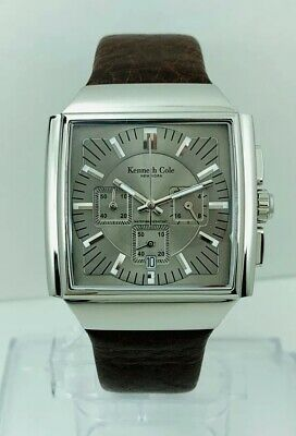 Kenneth Cole KC1232 Multifunction Chronograph Watch  KC1232
