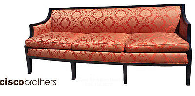 "Cisco Brothers ""Epoch Collection"" Asian Inspired Sofa"