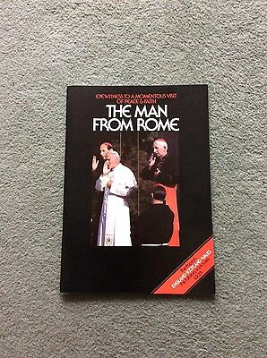 """Picture Brochure """"The Man From Rome"""""""