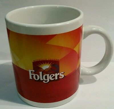 Flogers Coffee Mug Cup  Trademark of The Proctor and Gamble Company Item # 31746