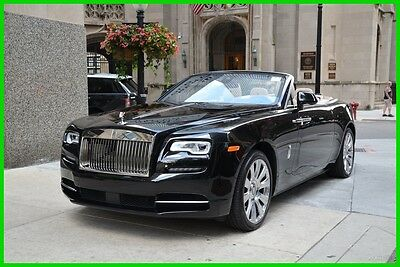 2016 Rolls-Royce Dawn Rolls Royce Dawn. 2016 Used Turbo 6.6L V12 48V Automatic RWD Premium