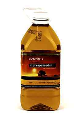 Oil of Aldborough Extra Virgin Cold Pressed Rapeseed Oil 3 Litre