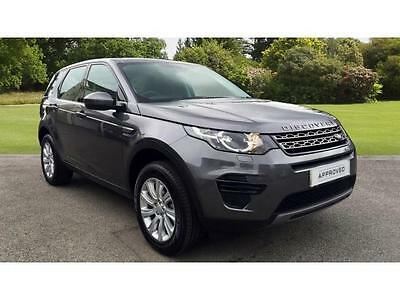 2016 Land Rover Discovery Sport 2.0 Td4 180 Se 5Dr Auto Diesel Station Wagon