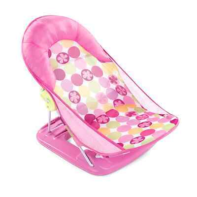 Summer Infant Deluxe Baby Bather Circle Daisy Brand New FAST Delivery