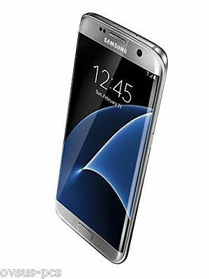 SILVER Samsung Galaxy S7 Edge 32GB Unlocked GSM 4G LTE Android Phone