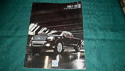 2006 Ford F-150  Pickup  Brochure French Canadian
