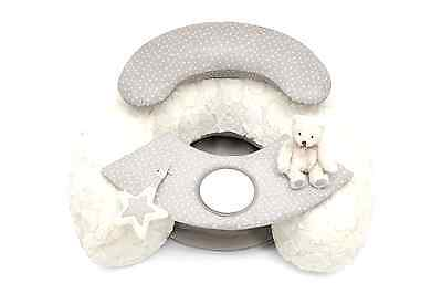 New Mamas and Papas My First Sit & Play Infant Positioner, Super Soft Newborn