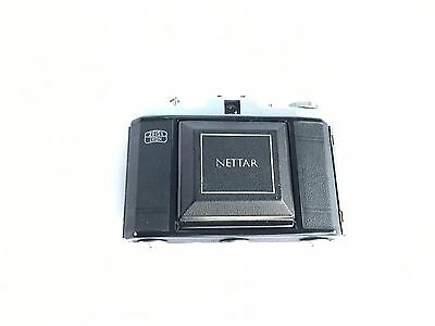 Zeiss Ikon Nettar Vintage Folding Camera