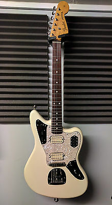 Fender Jaguar Hh Classic Player Special Electric Guitar Olympic White