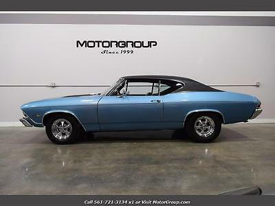 1968 Chevrolet Chevelle  1968 Chevrolet Chevelle SS, REAL DEAL SS, Financing Available FL