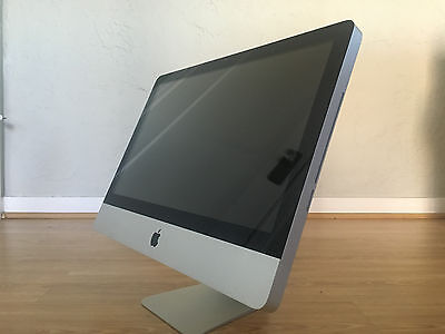 Apple iMac 21.5-inch 3.06GHz Intel Core i3 processor with 4MB level 3 cache