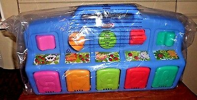 Sealed Hasbro Playskool Busy Poppin' Pals Pop-Up Activity Toy Brand New