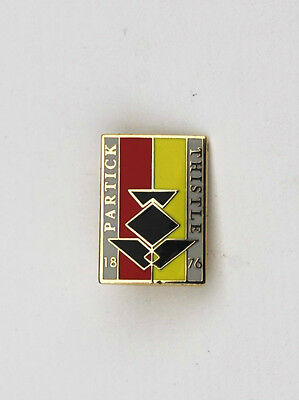 Partick Thistle Football Club Pin Badge