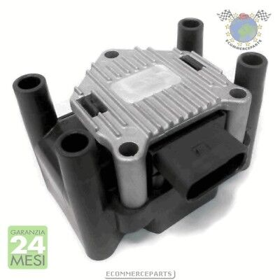 XHBMD BOBINA DI ACCENSIONE Meat VW GOLF IV Benzina 1997>2005