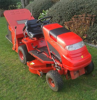 """Countax C500H Ride on Mower 15HP Briggs and Stratton Engine 38"""" Cut"""
