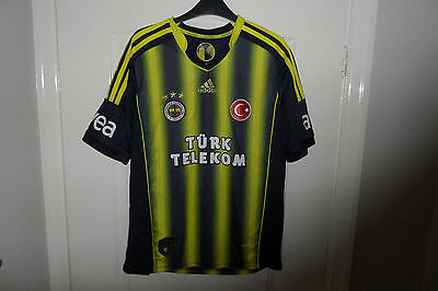 Men's Adidas Fenerbahce Fc Home Shirt Size S