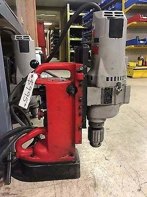 """Milwaukee Magnetic Drill 1-1/4"""""""