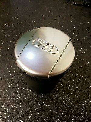 Audi ashtray cup
