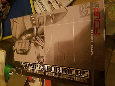 Transformers IDW collection  Volume 4