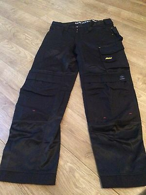 Snickers work Trousers X 2