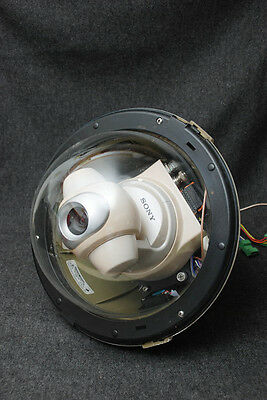 Sony Commercial CCTV Security Camera