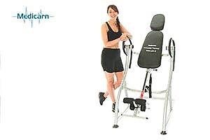 medicarn inversion therapy table pro 2