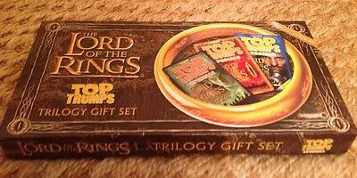 the Lord of the Rings Top Trumps trilogy gift set. Never used