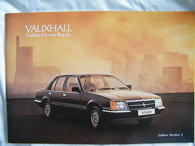 Lot - Vauxhall & Skoda Sales Brochures/Leaflets + Mini and Metro Price Guides