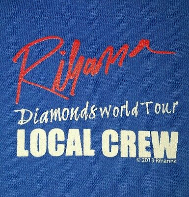 Rihanna Local Crew Tshirt